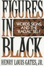 Figures in Black: Words, Signs, and the `Racial' Self