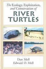 The Ecology, Exploitation and Conservation of River Turtles