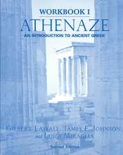 Athenaze: An Introduction to Ancient Greek