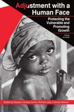 Adjustment with a Human Face: Volume 1, Protecting the Vulnerable and Promoting Growth