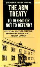 The ABM Treaty: To Defend or not to Defend?