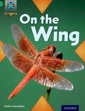 Project X Origins: Green Book Band, Oxford Level 5: Flight: On the Wing