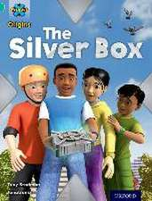Project X Origins: Turquoise Book Band, Oxford Level 7: Discovery: The Silver Box