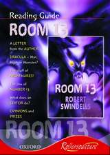 Rollercoasters: Room 13 Reading Guide