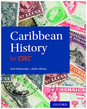 Caribbean History for CSEC