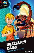 Project X Alien Adventures: Dark Red + Book Band, Oxford Level 20: The Scorpion Legion