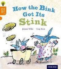 Oxford Reading Tree Story Sparks: Oxford Level 6: How the Bink Got Its Stink