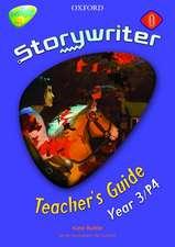 Oxford Reading Tree: Y3: TreeTops Storywriter 1: Fiction Teacher's Guide Single