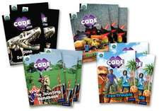 Project X CODE Extra: Turquoise Book Band, Oxford Level 7: Castle Kingdom and Forbidden Valley, Class pack of 12