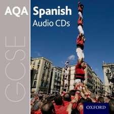 AQA GCSE Spanish: Audio CD Pack