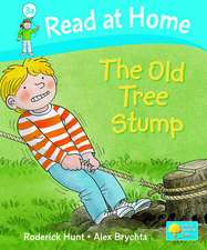 Read at Home: Level 3a: The Old Tree Stump