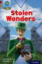 Project X Origins: Dark Red Book Band, Oxford Level 18: Who Dunnit?: Stolen Wonders