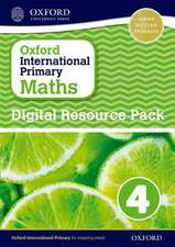 Oxford International Primary Maths: Digital Resource Pack 4