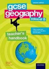 GCSE Geography Edexcel B Teacher's Handbook