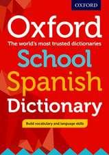 Oxford School Spanish Dictionary