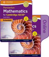 Pemberton Mathematics for Cambridge IGCSE® Print & Online Student Book