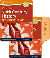 Complete 20th Century History for Cambridge IGCSE Print & Online Student Book