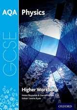 AQA GCSE Physics Workbook: Higher
