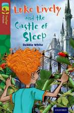 Oxford Reading Tree TreeTops Fiction: Level 15 More Pack A: Luke Lively and the Castle of Sleep