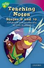 Oxford Reading Tree: Levels 9/10: TreeTops Myths and Legends: Teaching Notes