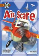 Project X: Heroes and Villains: Air Scare
