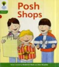 Oxford Reading Tree: Level 2: Floppy's Phonics Fiction: Posh Shops