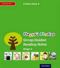 Oxford Reading Tree: Level 2: Floppy's Phonics Fiction: Group/Guided Reading Notes