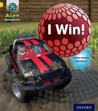Project X: Alien Adventures: Yellow: I Win!