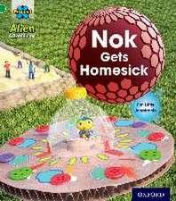Project X: Alien Adventures: Green: Nok Gets Homesick