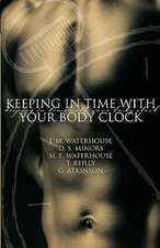 Keeping in Time With Your Body Clock