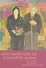 New Frontiers in Cognitive Aging