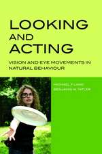 Looking and Acting: Vision and eye movements in natural behaviour