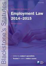 Blackstone's Statutes on Employment Law:  Naturalism, Consciousness, and the First-Person Stance