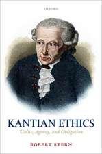 Kantian Ethics: Value, Agency, and Obligation