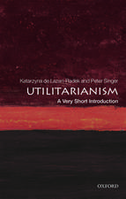Utilitarianism: A Very Short Introduction