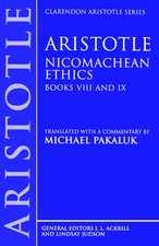 Aristotle: Nicomachean Ethics, Books VIII and IX