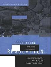 A Reader on Regulation