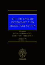 EU Law of Economic & Monetary Union