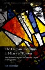 The Human Condition in Hilary of Poitiers