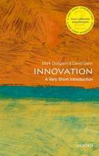 Innovation: A Very Short Introduction