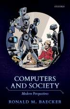 Computers and Society: Modern Perspectives