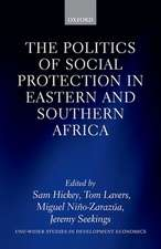 The Politics of Social Protection in Eastern and Southern Africa
