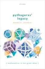 Pythagoras' Legacy: Mathematics in Ten Great Ideas