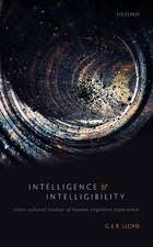 Intelligence and Intelligibility: Cross-Cultural Studies of Human Cognitive Experience