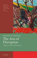 The Arts of Disruption: Allegory and Piers Plowman