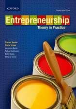 Entrepreneurship: Theory in Practice
