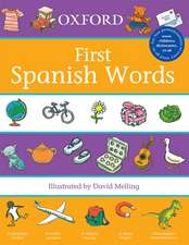 First Spanish Words:  Founded Upon the 7th Ed. of Liddell and Scott's Greek-English Lexicon. 1889.