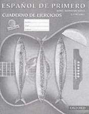Español de primero: Workbook: Euro Edition