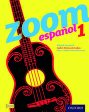 Zoom español 1 Student Book