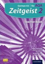 Zeitgeist: 2: Für AQA Teacher Book